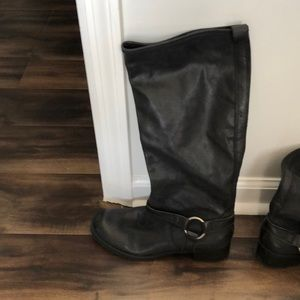 Brand new lucky brand riding boots